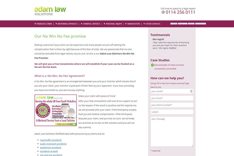 Adam Law Solicitors